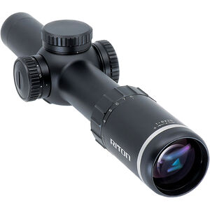 Riton Optics RT-S Mod 7 1-8x28IR-H Riflescope, Aluminum, 34mm Tube, Black, Illuminated Reticle