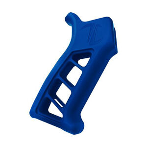 Timber Creek Outdoors Enforcer AR-15 Pistol Grip Blue Anodized E ARPG B