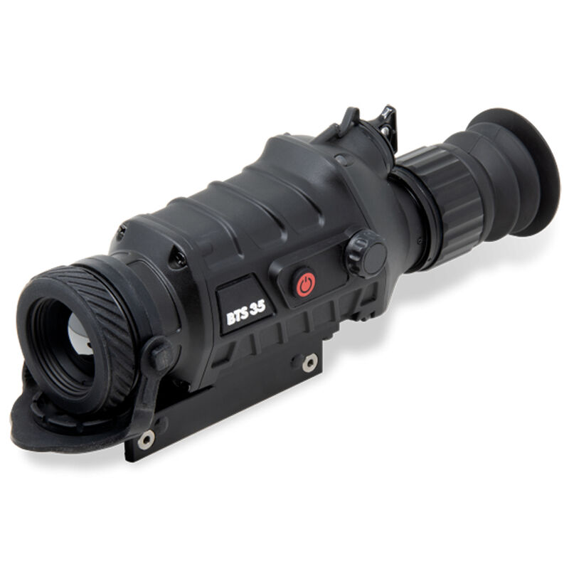 Burris Thermal Riflescope BTS 35 2.3-9.2X50MM 7 Color Palettes Black