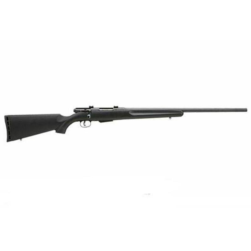 "Savage 25 Walking Varminter Bolt Action Rifle .223 Remington 22"" Carbon Steel Barrel 4 Rounds Synthetic Stock Matte Black 19155"