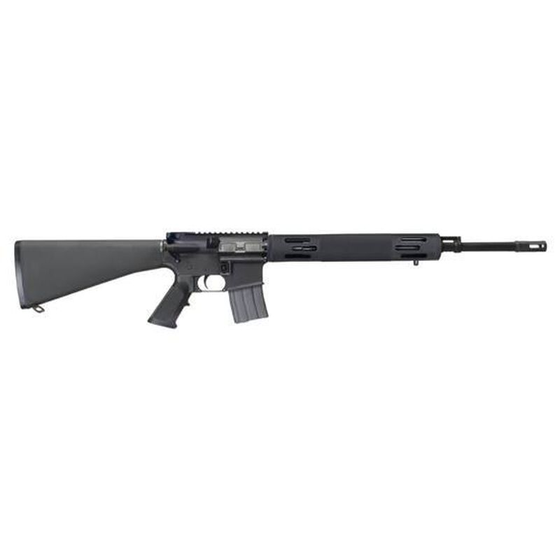 "Bushmaster 450 Bushmaster Semi-automatic AR 450 BUSHMASTER 20"" Black Fixed A2 Stock 5Rd Flat Top BCWVMS20-45"