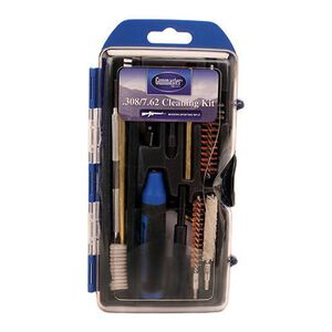 Gunmaster 17 Piece .308/7.62AR Rifle Cleaning Kit