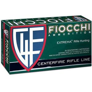 Fiocchi Extrema .25-06 Rem Ammunition 117 Grain SST Polymer Tip Flat Base Projectile 2975fps