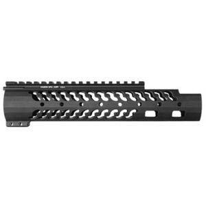 "Samson Manufacturing AR-15 Free Float Evolution Extended Series 7"" Hand Guard 6061 T6 Aluminum Hard Coat Anodized Black EVO-7-EX"
