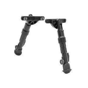 "UTG Recon Flex M-LOK Bipod Matte Black Center Height 5.7""-8"" TL-BPDM01"