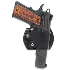 JPB Holster Black Leather  Small and  Medium Colt 45 or Kimber   Para Ordnance