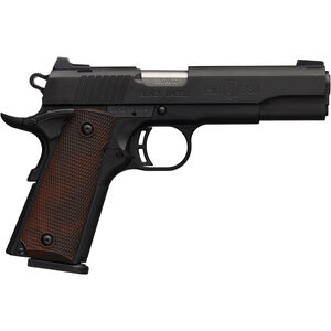 """Browning 1911-380 Black Label Special Full Size .380 ACP Semi Auto Pistol 4.25"""" Barrel 8 Rounds Composite Grips Steel Slide Polymer Frame Black Finish"""