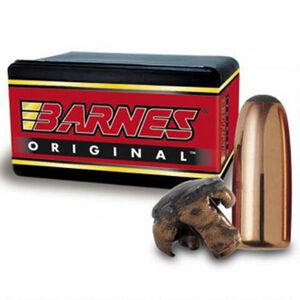 Barnes .375 Winchester Bullets 50 Projectiles FN FB 255 Grains