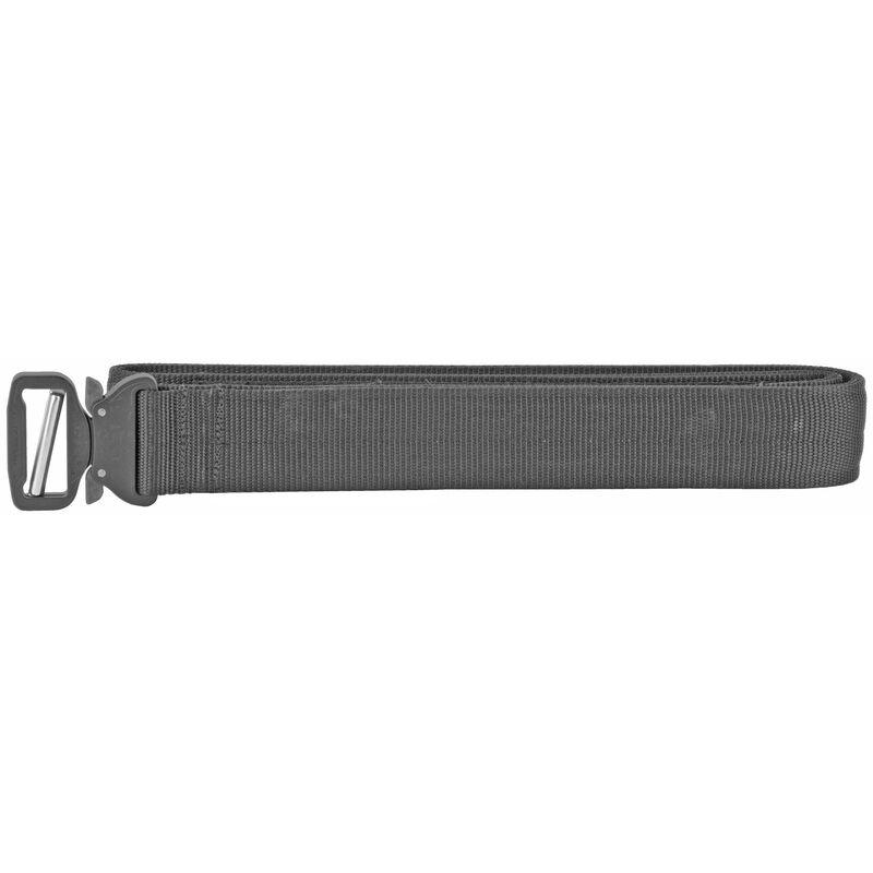 "BLACKHAWK! Instructor Gun Belt with Cobra Buckle 1.75"" Wide Fits 41"" - 51"" Waist Loop Lined Nylon Black"