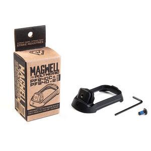 Strike Industries Magwell For Polymer80 PF940C & PF940v2 Frames Black