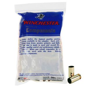 Winchester Metallic Components .38 Special Unprimed Pistol Brass Cases 100 Count