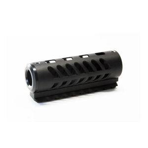 "LongShot 3.900"" Angle-Vented Integrated Shot-LOC Shroud/Rail for Hi-Point 3895TS & 995TS w/ Threaded Barrel"