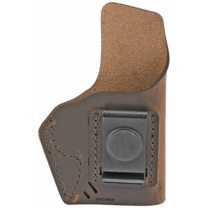 Versacarry Element IWB Holster for Sig P365 and P365XL Right Hand Leather Distressed Brown 3210365