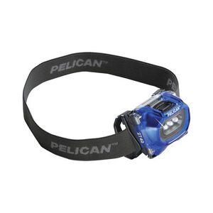 Pelican 2740C Headlamp 66 Lumens LED AAA Blue