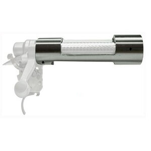 Remington 700 Short Action Receiver Only Stainless Steel