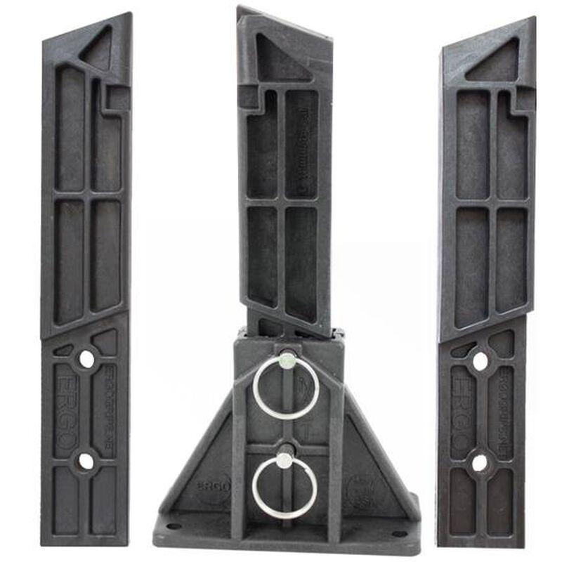 ERGO MAST System And Base For GLOCK Small/Large Frame Polymer Black 5005