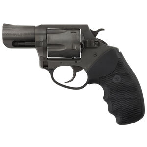 "Charter Arms Pitbull Revolver 9mm 2.2"" Barrel 5 Rounds Rubber Grips Black Nitride"