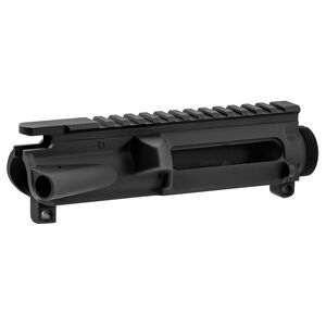 Wilson Combat Forged AR-15 Stripped Upper Receiver Mil-Spec 7075-T6 Aluminum Black Hardcoat Anodized TRUPPER