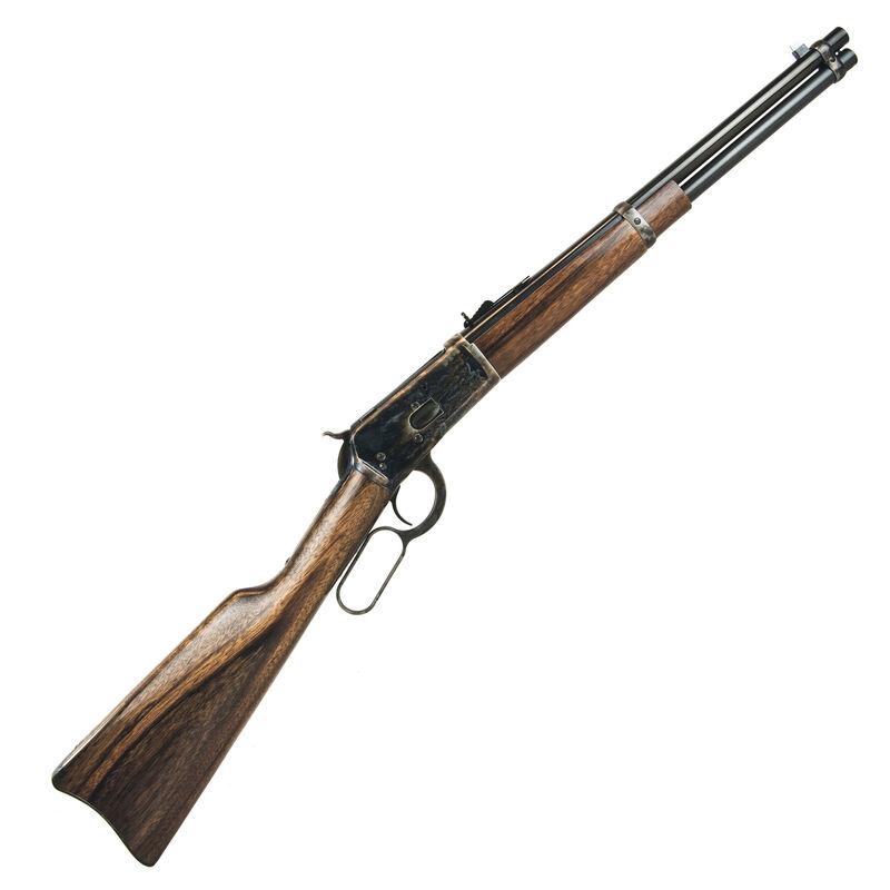 "Chiappa Fireams 1892 Trapper Classic Carbine .44 Mag 16"" Round Barrel 8 Rounds Walnut Stock Matte Blue 920-337"