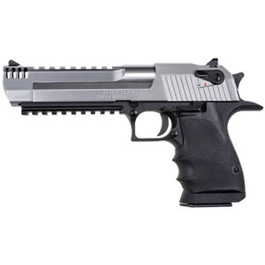 "Magnum Research Desert Eagle XIX Semi Auto Pistol 44 Mag 6"" Barrel 8 Rounds Black Aluminum Frame Stainless Steel"