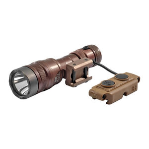 Cloud Defensive REIN Micro Weapon Light 1300 Lumens Complete Kit Picatinny Rail Aluminum Body Hard Coat Anodized Flat Dark Earth
