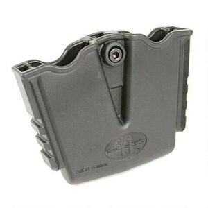 Springfield Armory 1911 Double Magazine Pouch Kydex Black GE5121DMP