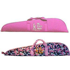 Crickett Rifle Case Nylon Pink/Pink Camo