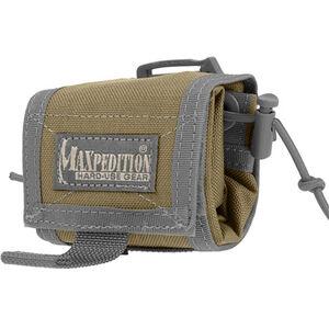 Maxpedition Rollypoly MM Folding Dump Pouch Khaki/Foliage 0208KF