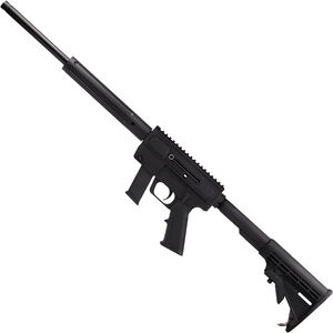 "Just Right Carbine Takedown Semi Auto Rifle 9mm Luger 17"" Barrel 17 Rounds Tube Style Forend Black"