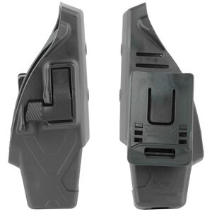 BLACKHAWK! Duty Gear OWB Belt Loop Holster Taser X26P Right Hand Polymer Matte Black Finish