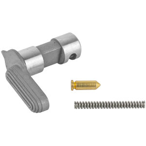 Tactical Parts Supply & Arms AR-15 Selector Assembly Stainless Steel
