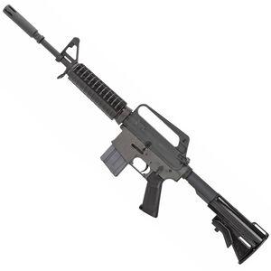 """Colt XM177E2 Commando Retro Carbine Reissue AR-15 Semi Auto Rifle 5.56 NATO 16.1"""" Barrel 20 Rounds A1 Fixed Sights/A1 Pistol Grip Synthetic Collapsible Stock Matte Black Finish"""