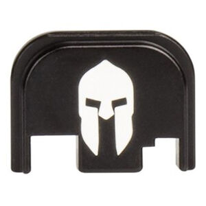 CruxOrd GLOCK 43 Back Plate Spartan Aluminum Black