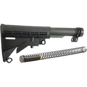 Aim Sports AR-15 6 Position MIL-SPEC Collapsible Stock Kit