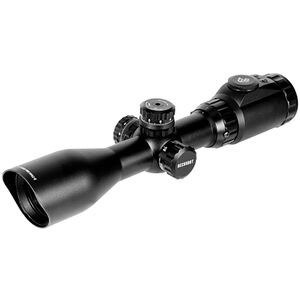 Leapers UTG Accushot 2-7x44mm Long Eye Relief Scout Scope 30mm AO 36 ColorTube Black SCP3-274LAOIEW