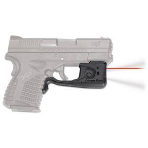Crimson Trace Springfield XD-S Laserguard Pro Red Laser 150 Lumen Light with Holster