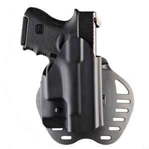 Hogue Powerspeed PS-C2 GLOCK 19, 23, 25, 32, 38 Pancake Holster Left Hand Polymer Black 52119