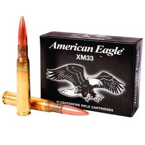 Federal American Eagle .50 BMG Ammunition 10 Rounds FMJ 660 Grain XM33C