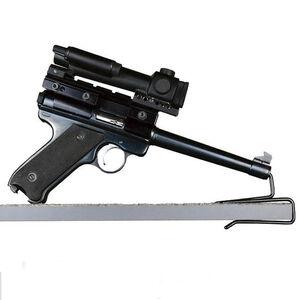 Gun Storage Solutions Back-Over Handgun Hanger Two Pack BOHH2