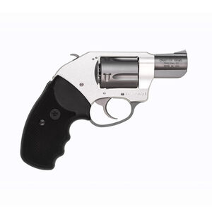 Charter Arms On Duty Double Action Revolver 38 Special 5 Round Capacity 2 Silver Finish
