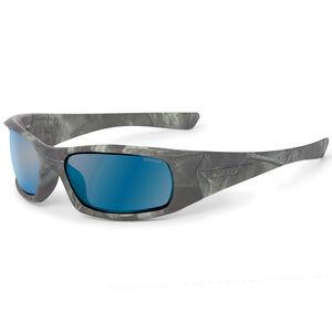 ESS 5B Ballistic Sunglasses Blue Polarized Lens Reaper Camo