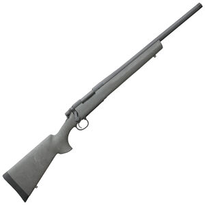 "Remington 700 SPS Tactical AAC-SD Bolt Action Rifle .308 Winchester 20"" Heavy Barrel 4 Rounds Threaded 5/8x24 Hogue Overmolded Ghillie Green Pillar Bedded Synthetic Stock Matte Blue"
