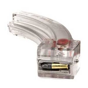 Butler Creek Steel Lips 25 Round Mag Clear MO112562