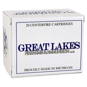 Great Lakes .44 S&W SPL 180 Grain XTP 20 Round Box