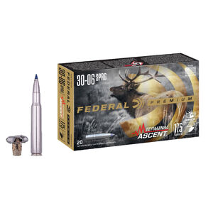 Federal American Eagle .223 Rem Ammunition 55 Grain FMJBT 3020 fps