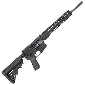 "Radical Firearms SOCOM 5.56 NATO AR-15 Semi-Auto Rifle 16"" Barrel 30 Rounds Flat Top Optics Ready B5 Bravo Stock Black Finish"
