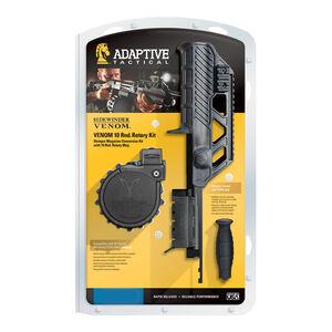 Adaptive Tactical Mossberg 590 Sidewinder Venom Kit 10 Rounds Polymer Black AT-05910