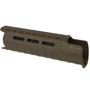 Magpul MOE SL AR-15 Carbine Length Hand Guard With A2 Front Sight Cut Polymer Olive Drab Green MAG538-ODG