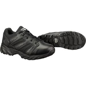Original S.W.A.T. Chase Low Men's Shoe Size 8.5 Regular Non-Marking Sole Leather/Nylon Black 131001-85