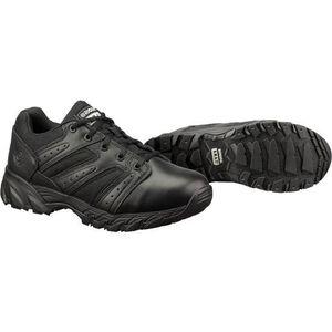 Original S.W.A.T. Chase Low Men's Shoe Size 8.5 Regular Non-Marking Sole Leather/Nylon Black 131001-85